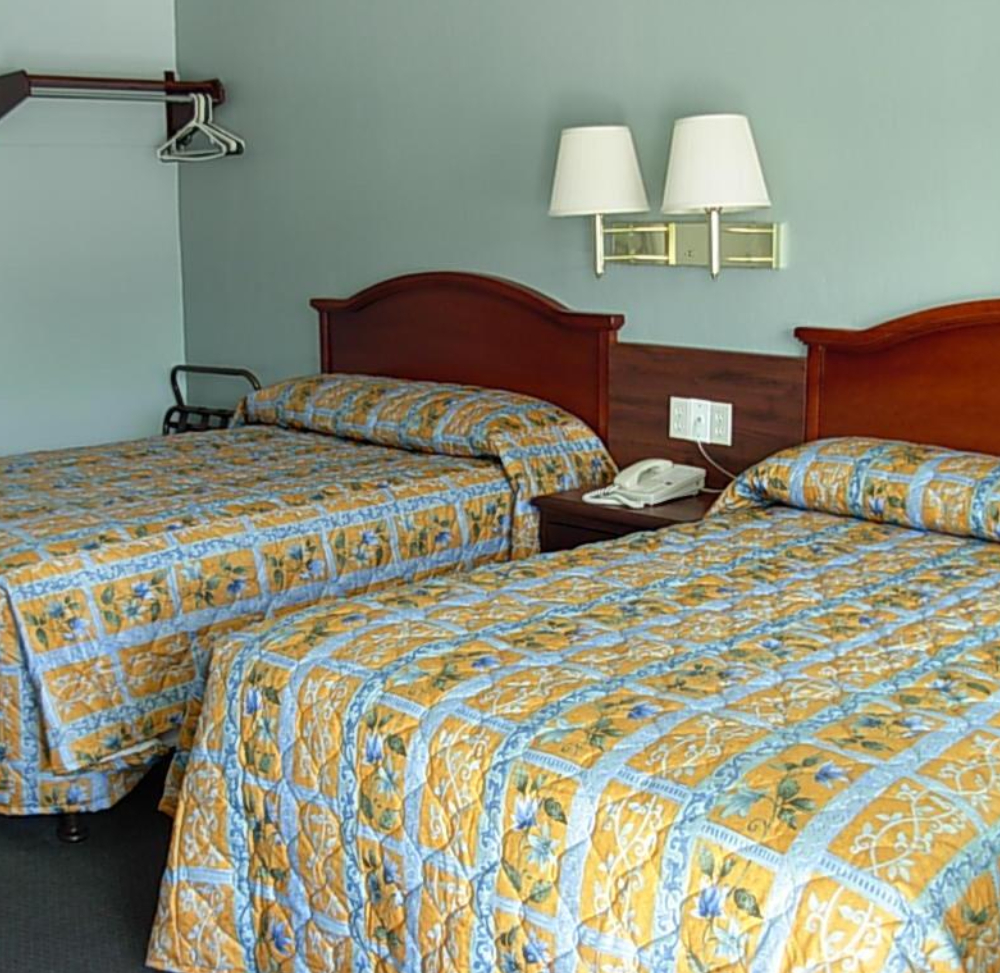 Budget Hotel Rooms