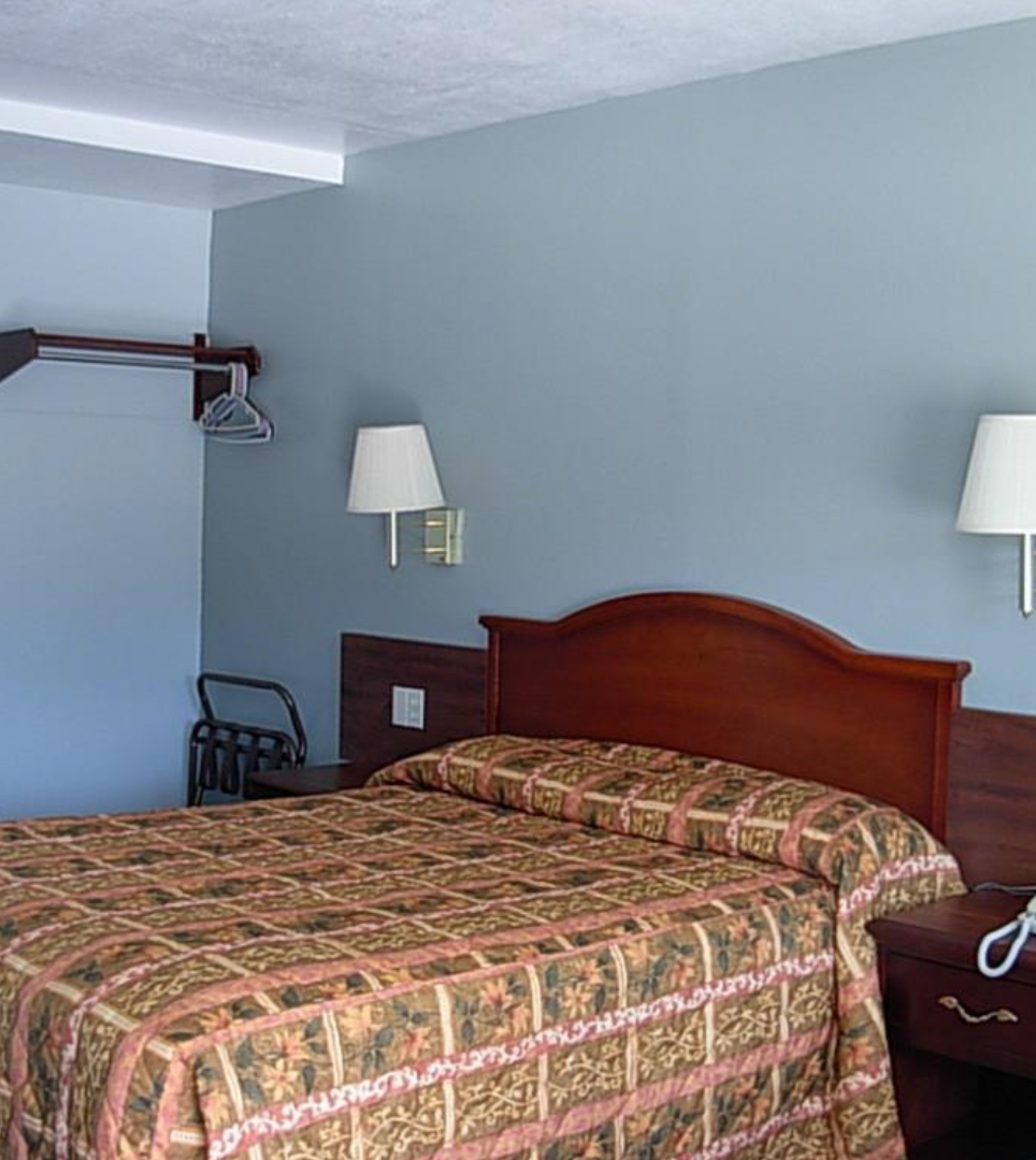 BOOK DIRECTLY ON ECONOMY INN WILLOWS WEBSITE FOR THE BEST RATES
