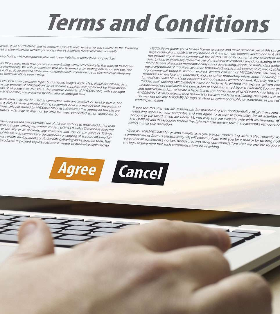 TERMS AND CONDITIONS FOR ECONOMY INN WILLOWS