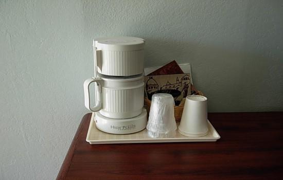 In Room Tea-Coffee